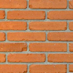 Stenska opečna obloga – RETRO RED – KOTNI SLIP